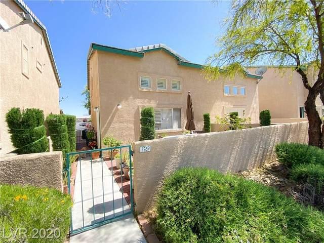 5269 Steinbrenner, Las Vegas, NV 89118 (MLS #2188556) :: The Mark Wiley Group | Keller Williams Realty SW