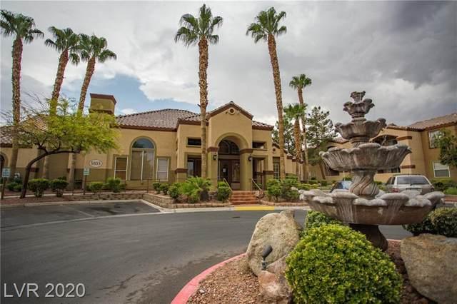5055 Hacienda #1095, Las Vegas, NV 89118 (MLS #2188558) :: The Shear Team