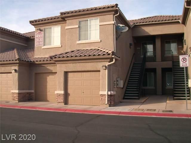 4660 Basilicata #102, North Las Vegas, NV 89084 (MLS #2188578) :: Billy OKeefe | Berkshire Hathaway HomeServices