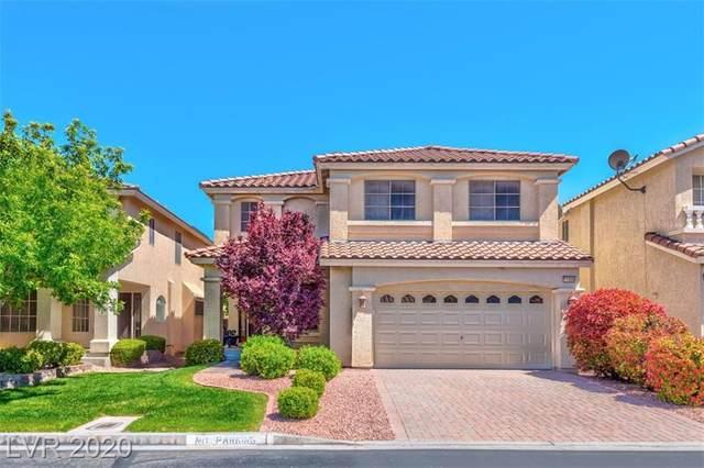 11006 Carberry Hill, Las Vegas, NV 89141 (MLS #2188585) :: Brantley Christianson Real Estate