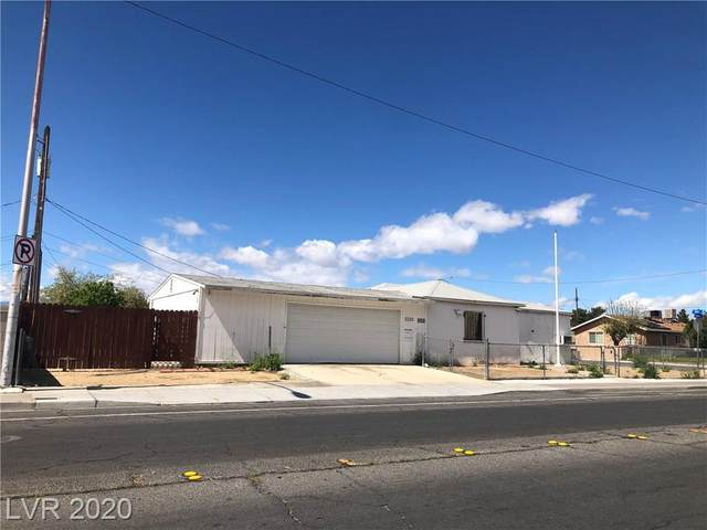 2229 Donna, North Las Vegas, NV 89030 (MLS #2188587) :: Signature Real Estate Group