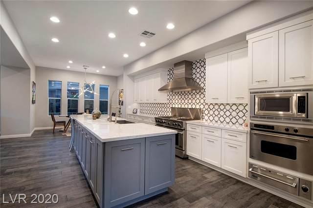 11857 Oakland Hills, Las Vegas, NV 89141 (MLS #2188595) :: Brantley Christianson Real Estate