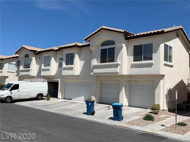 4810 Black Bear #203, Las Vegas, NV 89149 (MLS #2188597) :: Helen Riley Group   Simply Vegas