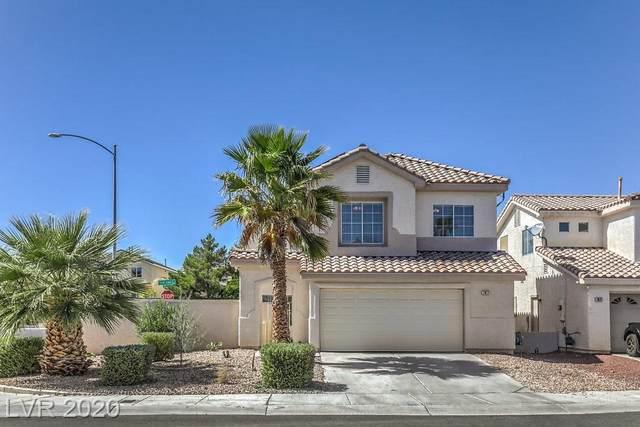 7817 Amulet, Las Vegas, NV 89131 (MLS #2188606) :: Brantley Christianson Real Estate