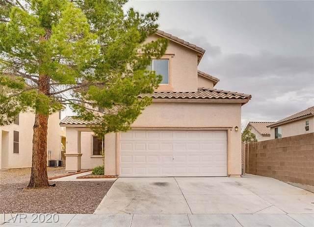 4570 Sparwood, Las Vegas, NV 89147 (MLS #2188625) :: Signature Real Estate Group