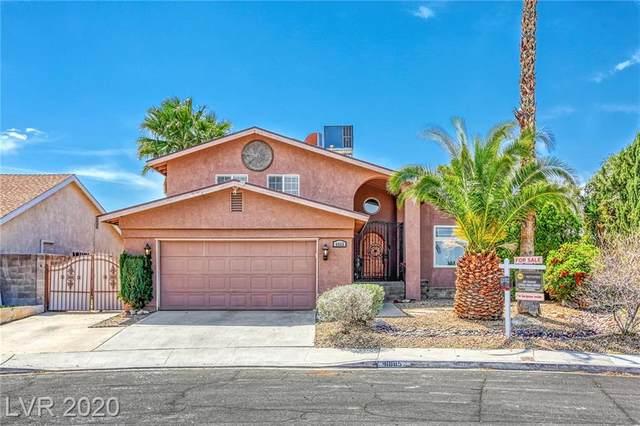 6865 Groveview Lane, Las Vegas, NV 89103 (MLS #2188630) :: Brantley Christianson Real Estate