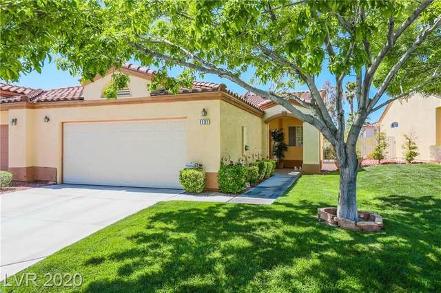 1131 Evening Ridge, Henderson, NV 89052 (MLS #2188672) :: Signature Real Estate Group