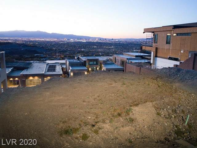 673 Overlook Rim, Henderson, NV 89012 (MLS #2188693) :: Brantley Christianson Real Estate