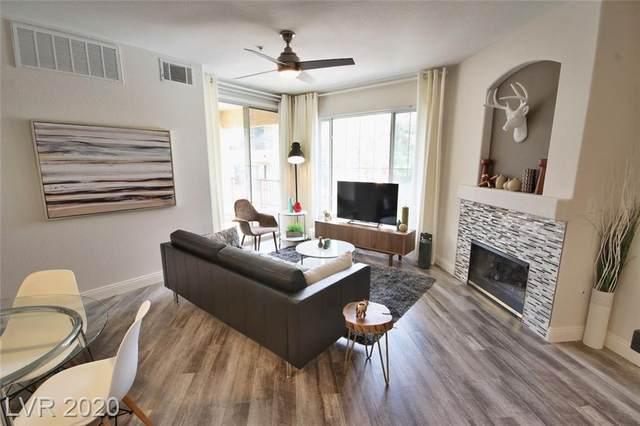 7111 Durango Drive #305, Las Vegas, NV 89148 (MLS #2188697) :: Brantley Christianson Real Estate