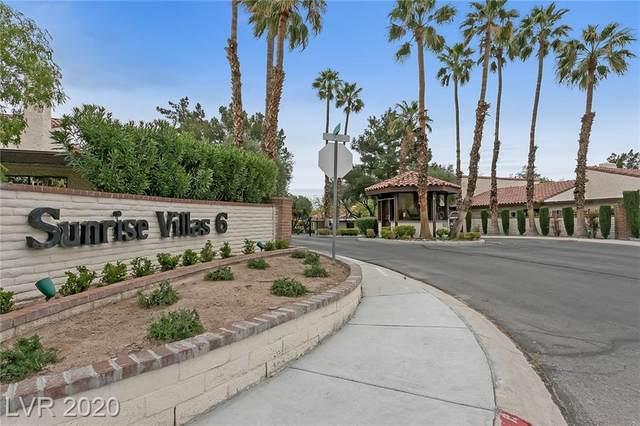 3058 Mirado Court, Las Vegas, NV 89121 (MLS #2188701) :: Signature Real Estate Group