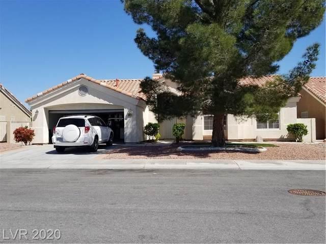 5624 Silver Belle, Las Vegas, NV 89149 (MLS #2188704) :: Vestuto Realty Group
