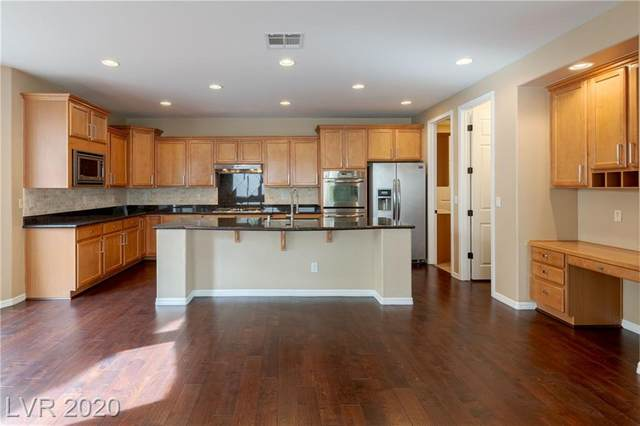 10709 Grey Havens Court, Las Vegas, NV 89135 (MLS #2188707) :: Signature Real Estate Group