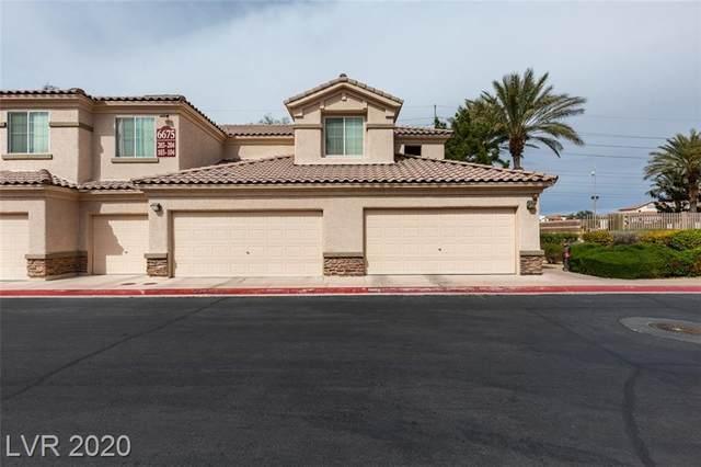 6675 Abruzzi #104, North Las Vegas, NV 89084 (MLS #2188713) :: Brantley Christianson Real Estate
