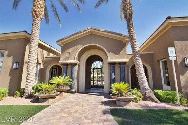 2900 Sunridge Heights #814, Henderson, NV 89052 (MLS #2188716) :: Signature Real Estate Group