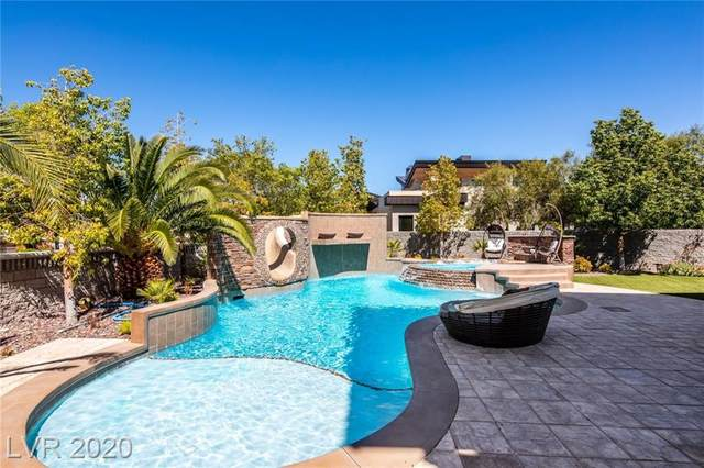 2671 Boboli Court, Henderson, NV 89052 (MLS #2188775) :: Signature Real Estate Group