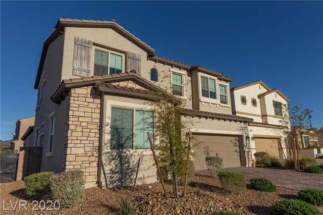 2426 Quiet Ode Street, Henderson, NV 89044 (MLS #2188796) :: Signature Real Estate Group