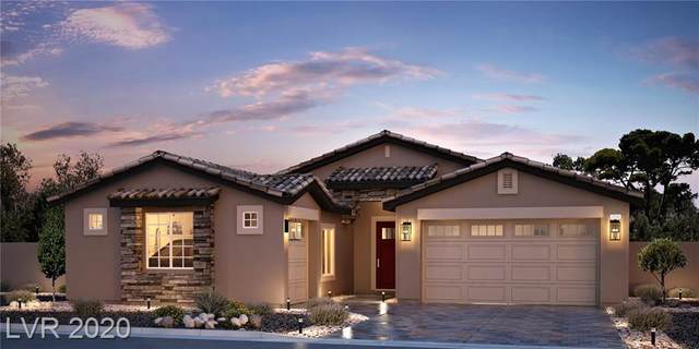 404 Oakey Crest Ridge, Henderson, NV 89012 (MLS #2188856) :: Brantley Christianson Real Estate