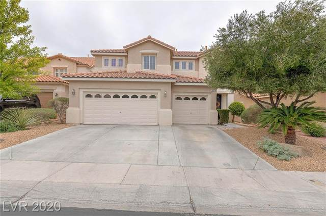1621 Ravanusa Drive, Henderson, NV 89052 (MLS #2188888) :: Brantley Christianson Real Estate