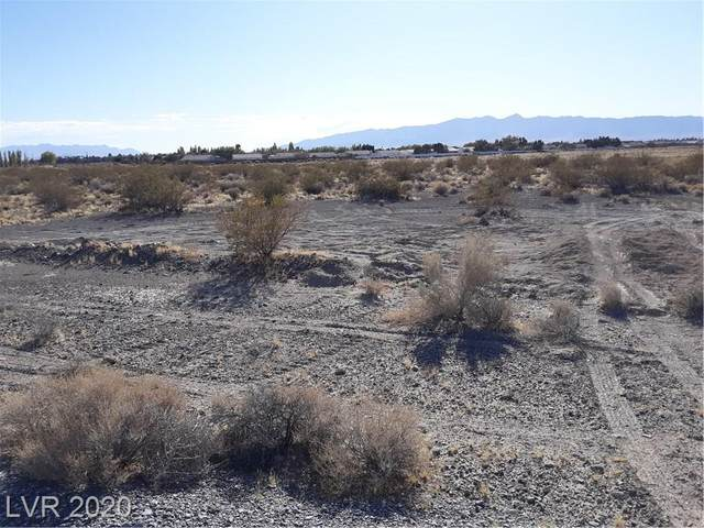 4120 Frontage, Pahrump, NV 89061 (MLS #2188898) :: Performance Realty