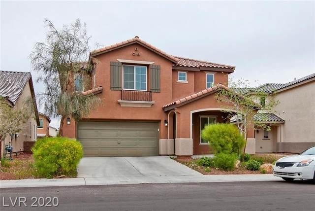 5852 Clear Haven, North Las Vegas, NV 89081 (MLS #2188939) :: Brantley Christianson Real Estate