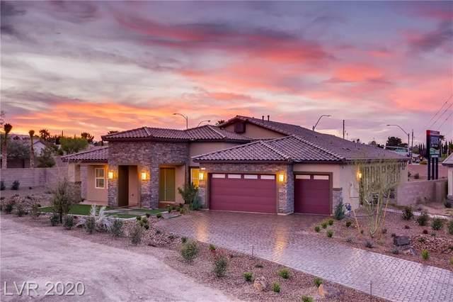 7084 Arabian Ridge, Las Vegas, NV 89131 (MLS #2188953) :: Brantley Christianson Real Estate