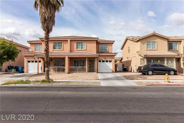 2971 Poplar, Las Vegas, NV 89101 (MLS #2188958) :: Performance Realty