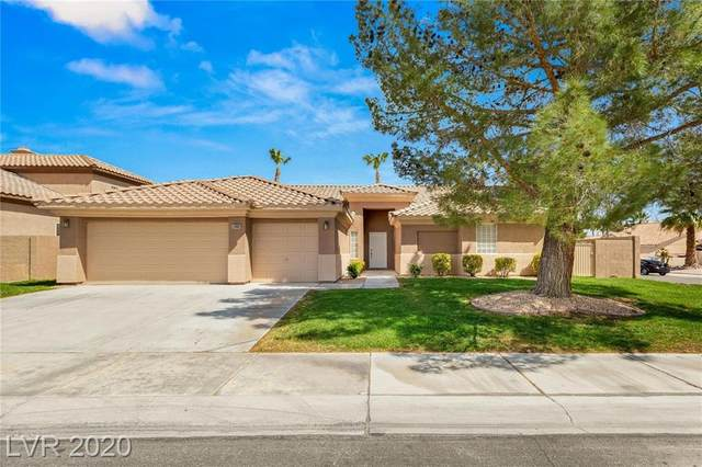 5400 Irish Spring, Las Vegas, NV 89149 (MLS #2189000) :: Brantley Christianson Real Estate