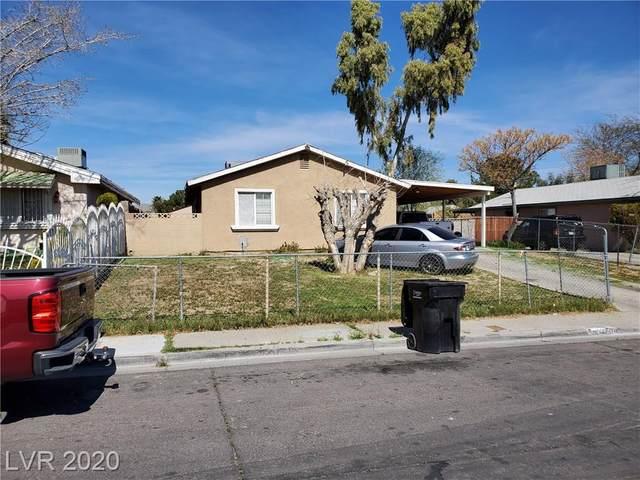 3704 Judson, North Las Vegas, NV 89030 (MLS #2189027) :: Performance Realty