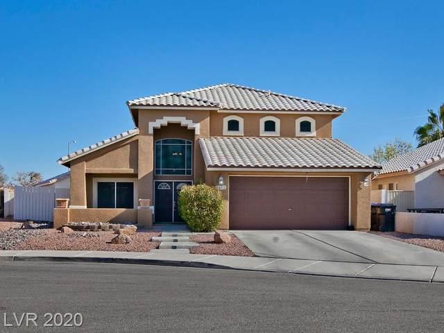 5312 Debut Court, North Las Vegas, NV 89031 (MLS #2189032) :: Brantley Christianson Real Estate