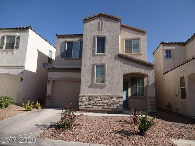 7772 Crystal Village, Las Vegas, NV 89113 (MLS #2189041) :: Signature Real Estate Group