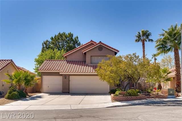 3205 Shallow Point, Las Vegas, NV 89117 (MLS #2189047) :: Signature Real Estate Group