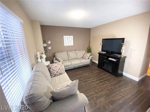 6341 Washington, Las Vegas, NV 89107 (MLS #2189069) :: Brantley Christianson Real Estate