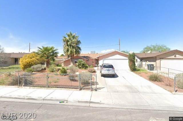 1309 J Street, Las Vegas, NV 89106 (MLS #2189095) :: Performance Realty