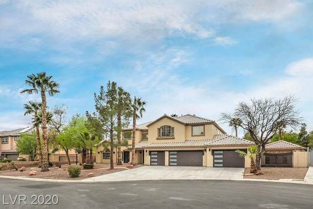 4971 Hayride, Las Vegas, NV 89149 (MLS #2189115) :: Brantley Christianson Real Estate