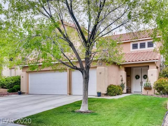 10244 Huxley Cross, Las Vegas, NV 89144 (MLS #2189133) :: Signature Real Estate Group