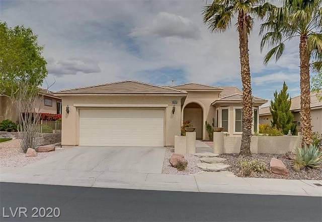 10376 Felice, Las Vegas, NV 89135 (MLS #2189148) :: Signature Real Estate Group