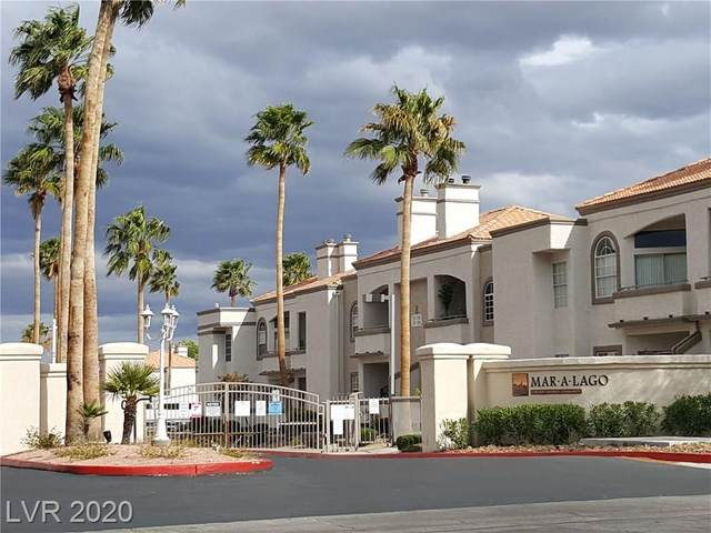 3150 Soft Breezes Drive #1165, Las Vegas, NV 89128 (MLS #2189151) :: Performance Realty