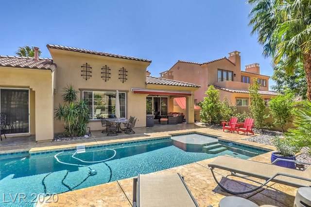 4 Villa Marsala, Henderson, NV 89011 (MLS #2189152) :: Signature Real Estate Group