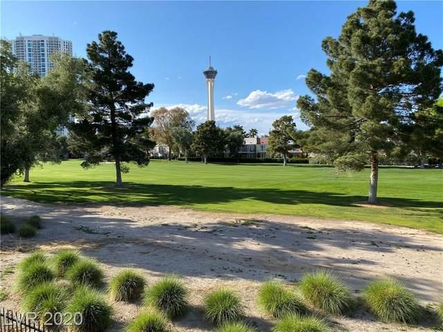714 Oakmont #1108, Las Vegas, NV 89109 (MLS #2189169) :: Helen Riley Group | Simply Vegas