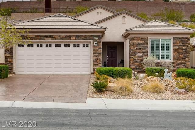 2517 Hamonah Drive, Henderson, NV 89044 (MLS #2189207) :: Signature Real Estate Group