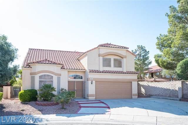 2701 Meander, Las Vegas, NV 89117 (MLS #2189227) :: Signature Real Estate Group