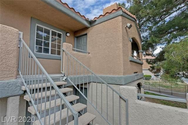5251 Mission Carmel #204, Las Vegas, NV 89107 (MLS #2189392) :: Billy OKeefe | Berkshire Hathaway HomeServices