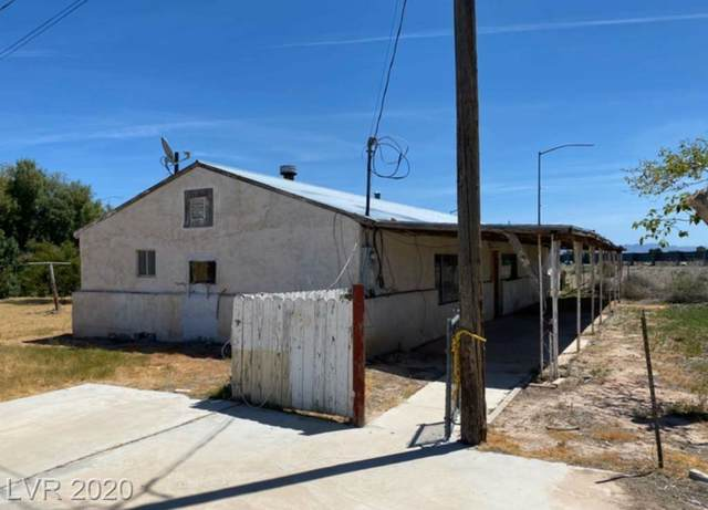 1826 Moapa Valley, Overton, NV 89040 (MLS #2189461) :: The Lindstrom Group