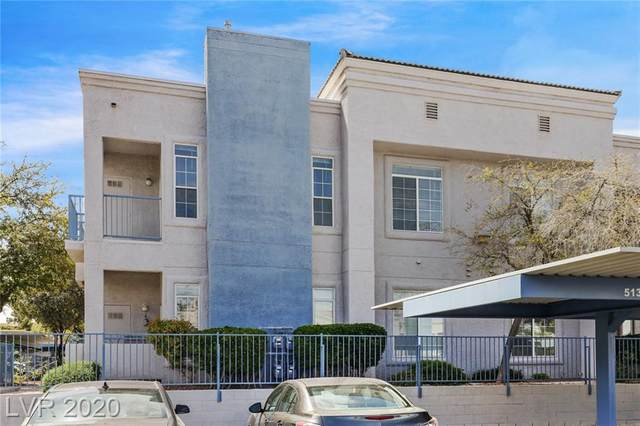 2201 Ramsgate #524, Henderson, NV 89074 (MLS #2189471) :: Signature Real Estate Group
