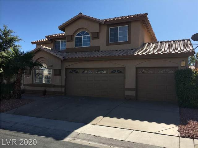 9501 Borgata Bay, Las Vegas, NV 89147 (MLS #2189513) :: Signature Real Estate Group