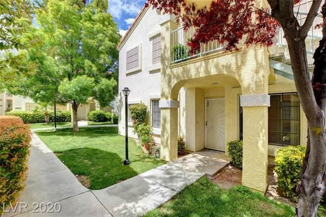 4809 S Torrey Pines Drive #104, Las Vegas, NV 89103 (MLS #2189528) :: Helen Riley Group | Simply Vegas