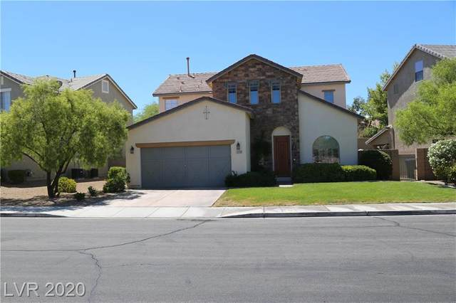 1259 Sonatina, Henderson, NV 89052 (MLS #2189531) :: Signature Real Estate Group
