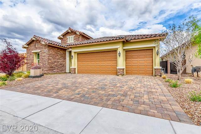 2538 Strathmill, Henderson, NV 89044 (MLS #2189571) :: Signature Real Estate Group