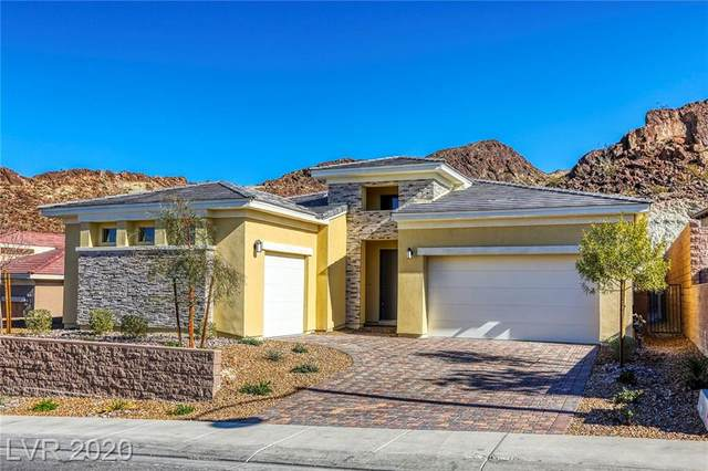 36 Costa Tropical Drive, Henderson, NV 89011 (MLS #2189582) :: Signature Real Estate Group