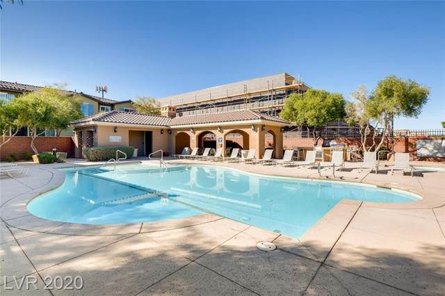 8445 Insignia #104, Las Vegas, NV 89178 (MLS #2190175) :: Billy OKeefe | Berkshire Hathaway HomeServices